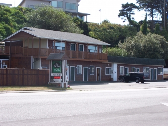 Bandon Oregon Motel